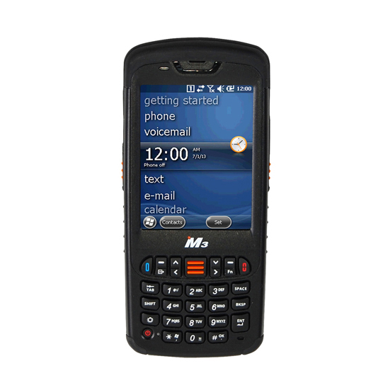 M3 Mobile El Terminali -BLACK